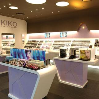 cosmetic shop Europe modern designed  trendy