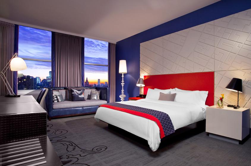New York CIty penthouse W Hotel