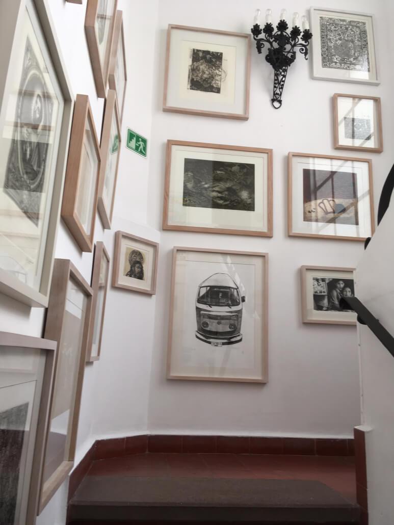 black white photos contemporary art Mexico