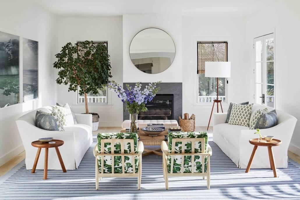 Contemporary Interior Designers In Nyc Miami The Hamptons La