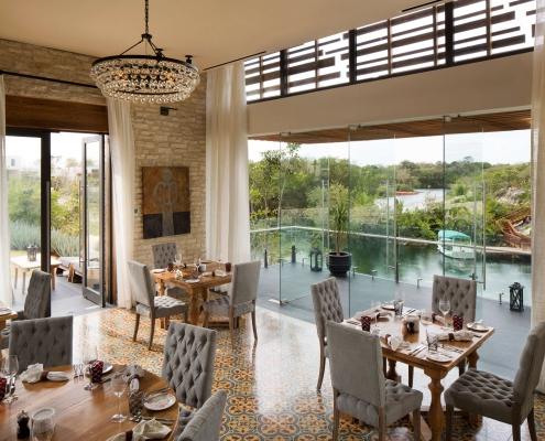 Architects and Designers | Restaurant interiors
